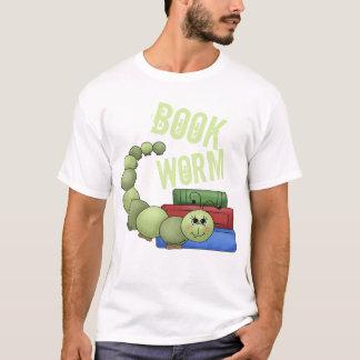 Bücherwurm T-Shirt