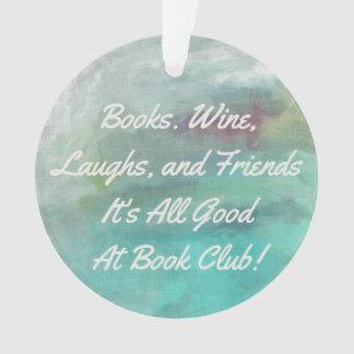Buchgemeinschaft-/Buch-Gruppe - es ist alles gute Ornament