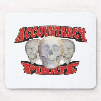 Buchhaltungs-Pirat! Mousepads