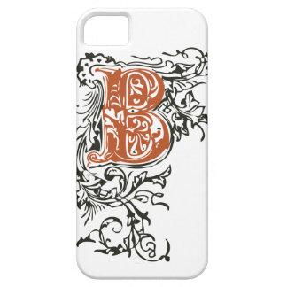 Buchstabe B iPhone 5 Fall iPhone 5 Schutzhülle