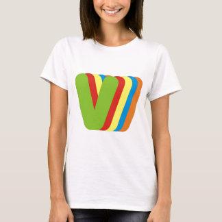 BUCHSTABE T-Shirt