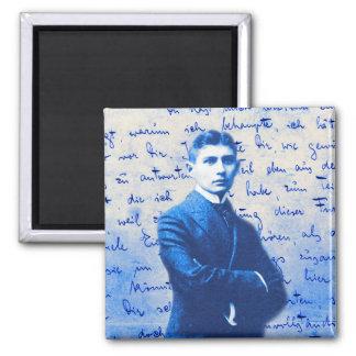 Buchstabe von Kafka Magnete