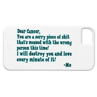 Buchstabe zum Krebs Schutzhülle Fürs iPhone 5