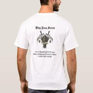 Bucht-Bereichs-Heilig-Prämien-T-Shirt T-Shirt