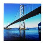 Bucht-Brücke Nordkalifornien San Francisco Keramikkacheln