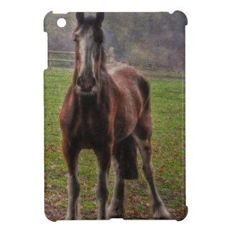 Bucht-Grafschafts-Entwurfs-Pferd England, iPad Mini Hülle