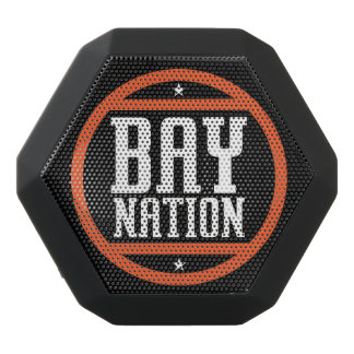 Bucht-Nations-Lautsprecher Schwarze Bluetooth Lautsprecher