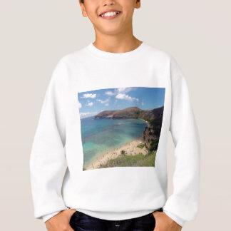 Bucht Oahu Hawaiis Hanauma Sweatshirt