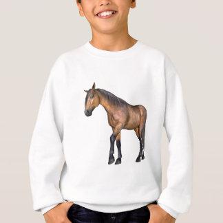 Bucht-Pferdegehen Sweatshirt