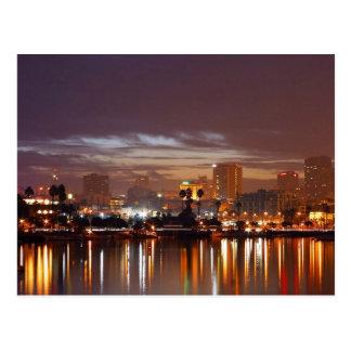Bucht, San Diego Postkarte