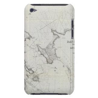 Bucht Sans Pablo, Carquines Straßen Case-Mate iPod Touch Hülle