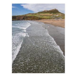 Porth Mawr Whitesands Bay Wales
