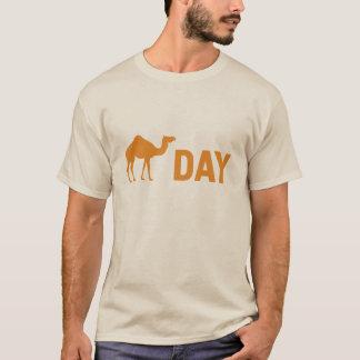 Buckel-Tageskamel-T - Shirt