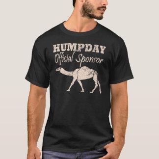 Buckel-Tagesoffizieller Sponsor Vintag T-Shirt