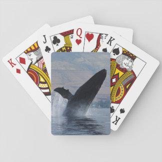 Buckelwaldurchbrechen Spielkarten