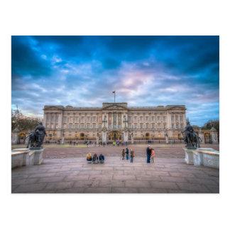 Buckingham Palace, London Postkarte