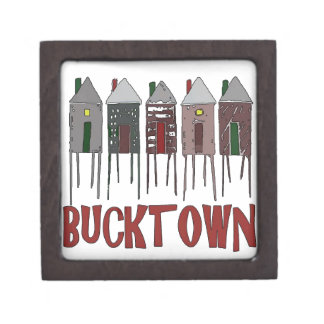 Bucktown Schachtel