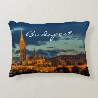 Budapest-Architektur Dekokissen