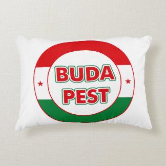 Budapest, circle, Color, Dekokissen