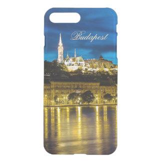 Budapest iPhone X/8/7 plus klaren Fall iPhone 8 Plus/7 Plus Hülle