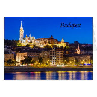 BUDAPEST KARTE