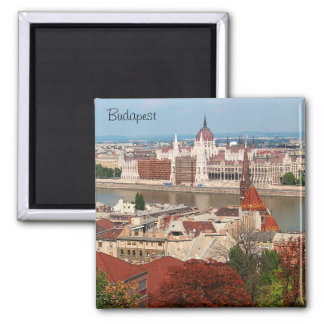 Budapest-Magnet Kühlschrankmagnet