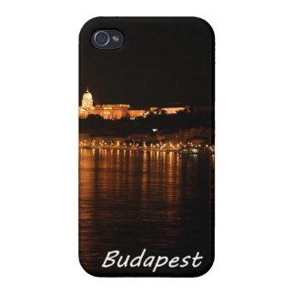 Budapest nachts hülle fürs iPhone 4