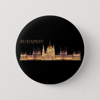 Budapest Runder Button 5,7 Cm