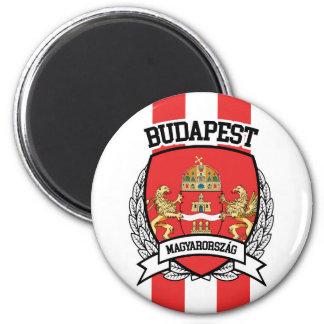 Budapest Runder Magnet 5,1 Cm