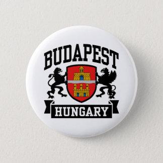 Budapest Ungarn Runder Button 5,1 Cm