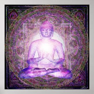 Buddha-Äusserungen Poster