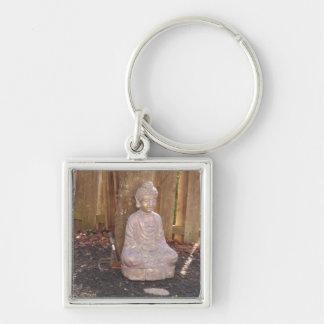 Buddha-Buddhismus-Religions-geistiger Schlüsselanhänger