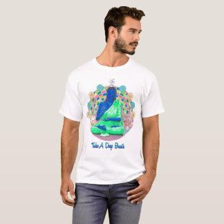 Buddha durchdenkt ,(Peaceful One) T-Shirt