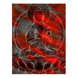 Buddha-Energie 2 Postkarte