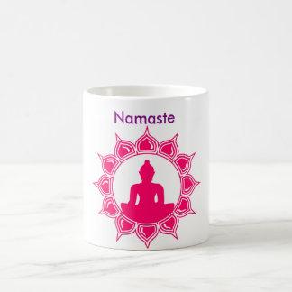 Buddha-Entwürfe durch Liebby Industrien Kaffeetasse