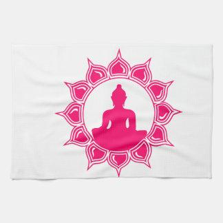 Buddha-Entwürfe durch Liebby Industrien Küchentuch