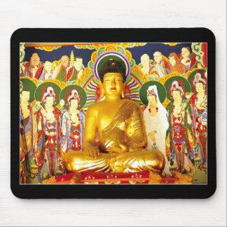 Buddha-FriedensRuhe-Ruhe Mauspad
