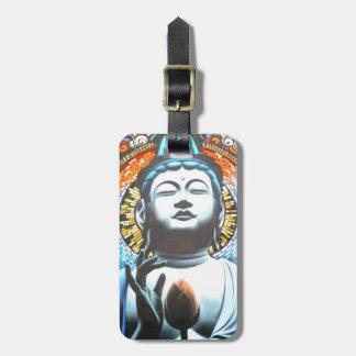 Buddha Gepäckanhänger