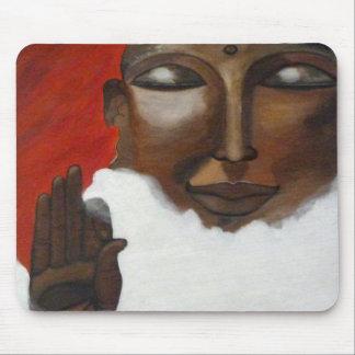 Buddha in der HimmelMausunterlage Mauspad
