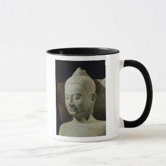 Buddha in der Meditation auf dem Naga-König, Tasse
