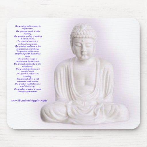 Buddha-Inspirations-Auflage Mousepads