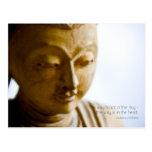 Buddha • Inspirierend Postkarte