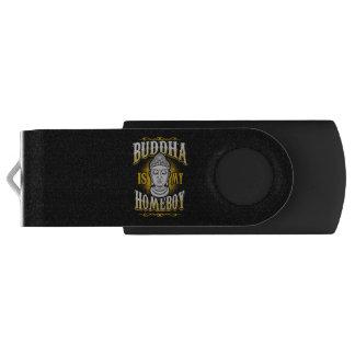 Buddha ist mein Homeboy USB Stick