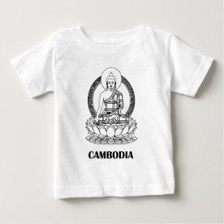Buddha Kambodscha Baby T-shirt