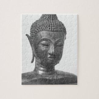 Buddha-Kopf - 15. Jahrhundert - Thailand Puzzle