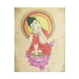 Buddha Leinwanddruck