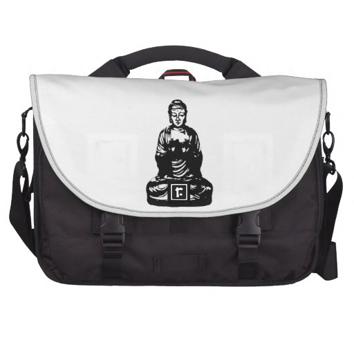 buddha meditation laptoptaschen