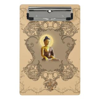 Buddha Mini Klemmbrett