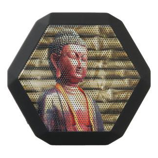 Buddha mit Bambus Schwarze Bluetooth Lautsprecher
