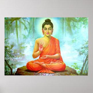 Buddha Plakatdrucke